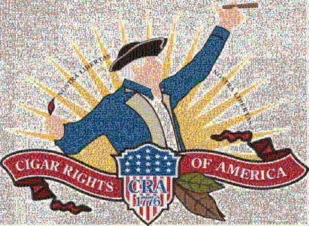 Cigar Rights of America Color Mosaic