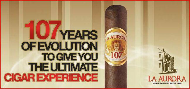 La Aurora 107 Giveaway