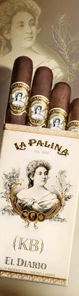 La Palina cigars