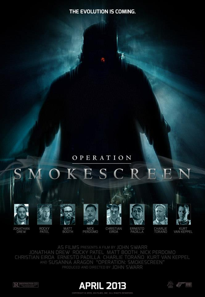 Operation Smokescreen Poster