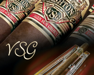 Ashton VSG cigar picture