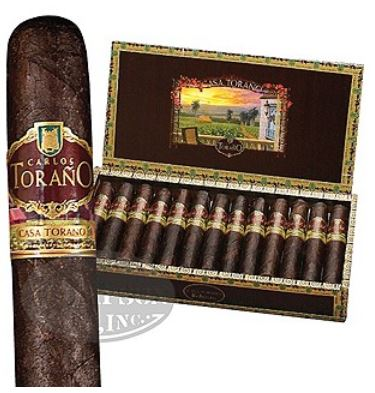 Carlos Toraño Casa Toraño Cigar