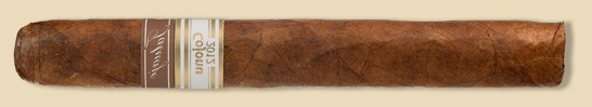 Tatuaje Cojonu 2012 Sumatra (click picture to see Cigar Aficionado's review; this cigar was their #9 cigar of 2012)