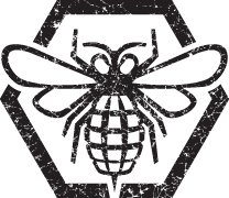 Viaje Honey and Hand Grenades logo