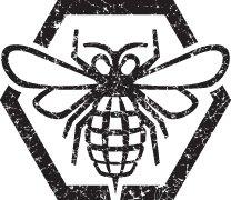 Viaje Honey and Hand Grenades logo