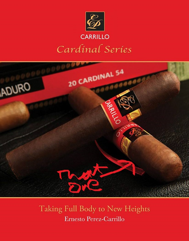 E.P. Carrillo Cardinal Natural (click image to go to their Facebook Page)