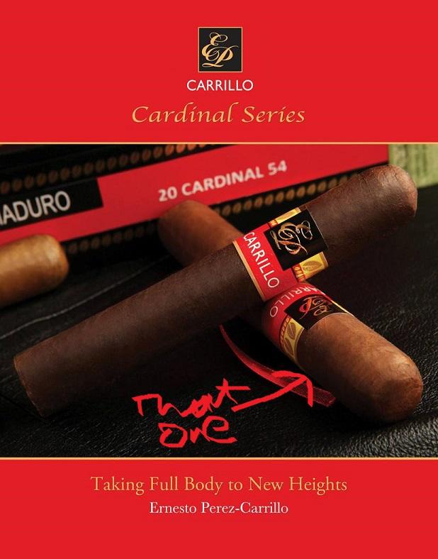 E.P. Carrillo Cardinal Natural (click image to go to their Facebook Page)