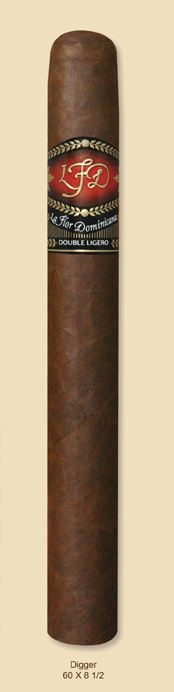 La Flor Dominicana Digger Natural (click image to go to the LFD website)