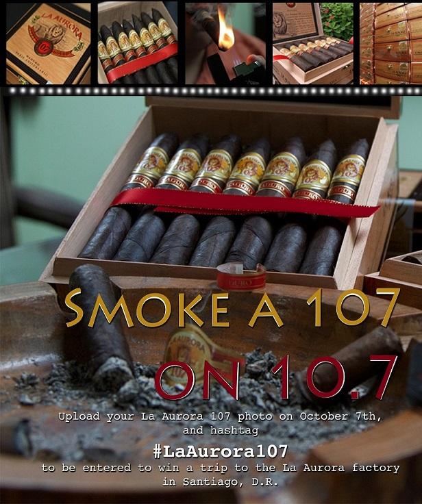 Smoke a 107 Day